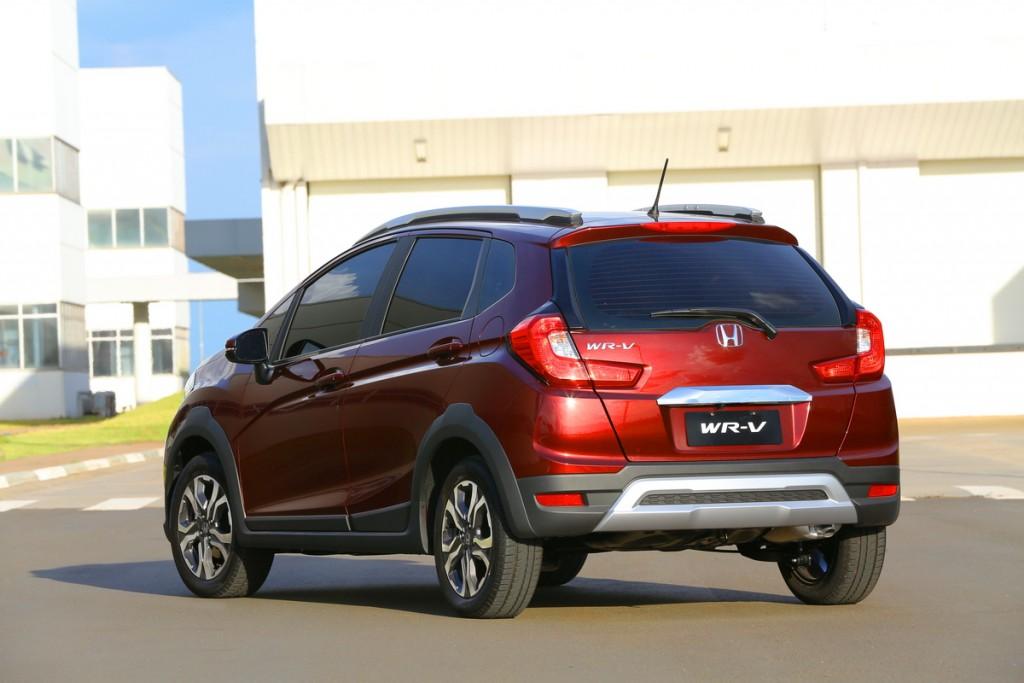 Honda WR-V lançamento